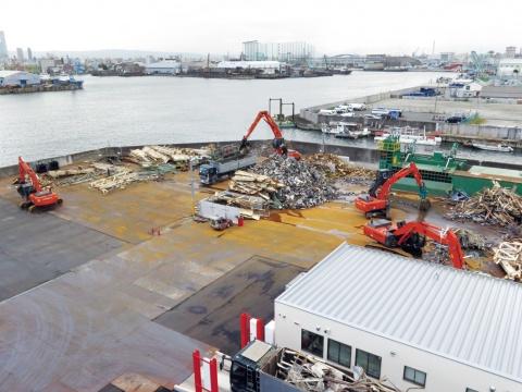 日鉄萬金属、大阪工場を開設