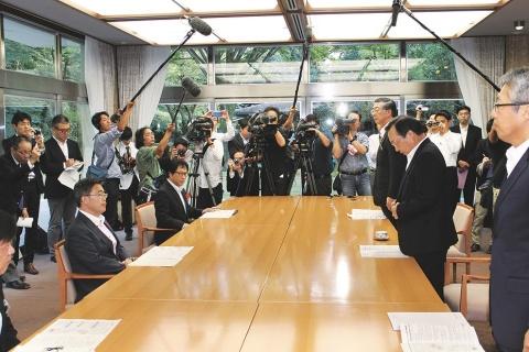 新日鉄住金・名古屋、事故再発防止策完了 愛知県知事に報告