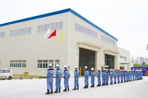 JFES 嘉興JFE精密鋼管が開業 初の中国小径電縫管工場