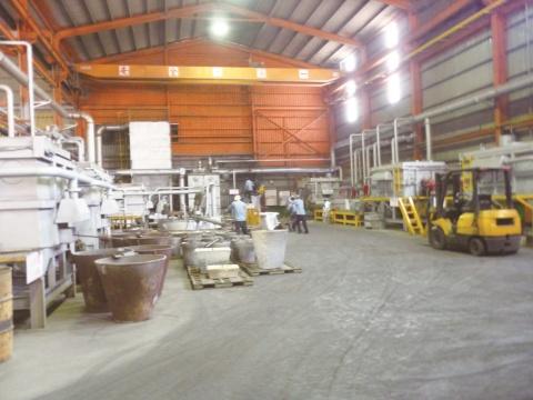 台・瑞大鴻、4N錫インゴット生産へ 来年 新工場の建設検討