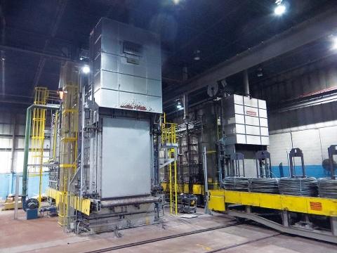 神戸製鋼 米国線材加工拠点、15年フル生産見込む