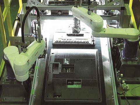 三菱マテリアル、薄型TV分解システム自社開発