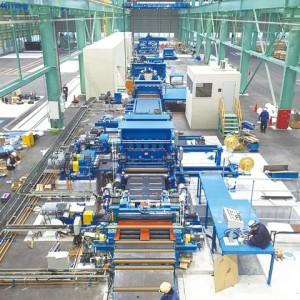 三協則武鋼業 堺新本社工場、5月に移転 稼働開始 今夏にも2ライン体制