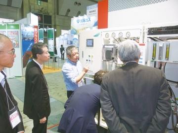 新日本電工、純水製造装置を拡販 水素ステーション向け