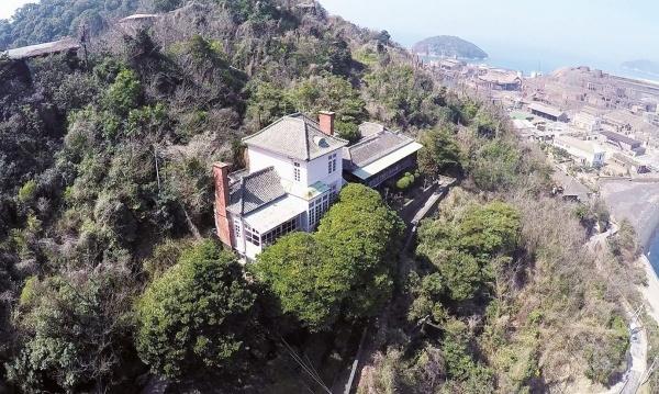 住友鉱山、「日暮別邸」新居浜に移築 グループ記念館に改装