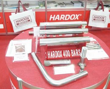 欧州の特殊鋼大手SSAB、ハルドックス丸棒を日本で来月発売