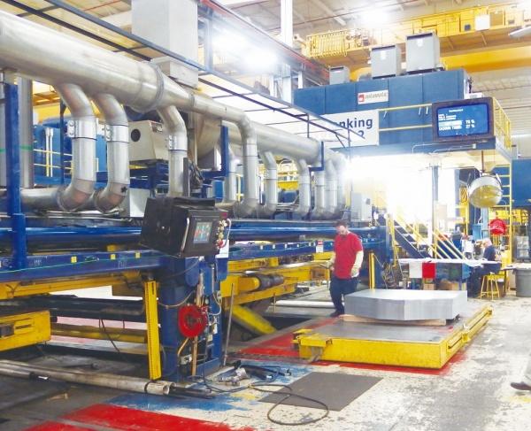 伊藤忠丸紅鉄鋼、アルミ材のレベラー加工 米RSDCが来春進出