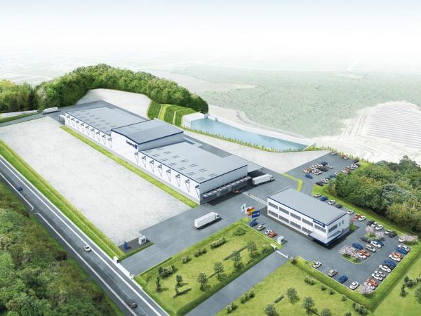ゲスタンプ、松阪にホットスタンプ新工場 日本初進出、75億円投資