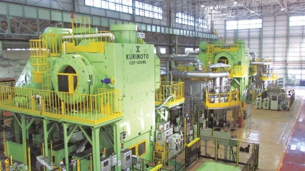 愛知製鋼、熱間鍛造プレスライン完成 CVT用、月産能力34万個