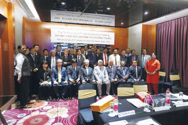 日印鉄鋼官民会合、技術協力リスト 環境保全16項目追加 印、日本の手法に関心