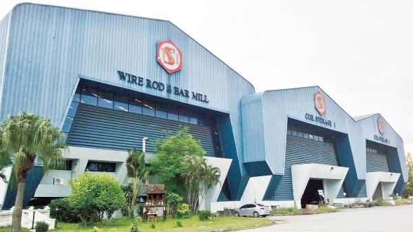 神戸製鋼・タイKMS 特殊鋼線材圧延ミルがホットラン