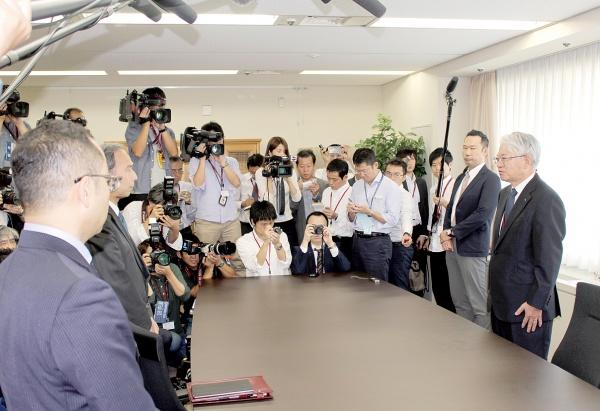 神戸製鋼データ改ざん 1カ月内に再発防止策