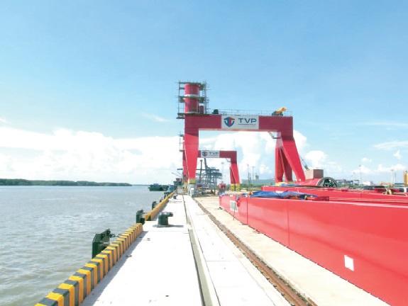 共英製鋼・越子会社TVP 鉄スクラップ荷揚げ業務、11月末にも着手