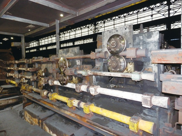 トーカイ、異形棒鋼D51生産へ 精整ライン・冷却床更新