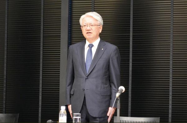 神戸製鋼 ■会見要旨 組織体制企業風土 抜本的改革進める