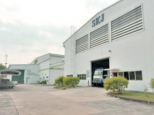 山陽特殊製鋼 タイSSSP、19年度中に黒字化へ 軸受用旋削リング、供給体制を強化