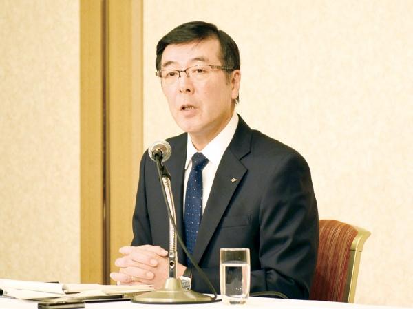 神戸製鋼 山口新社長、安全性検証が最優先