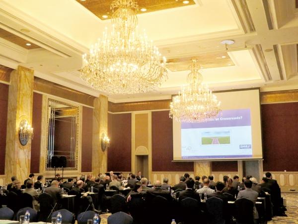 ISSF総会、世界的に需要拡大続く