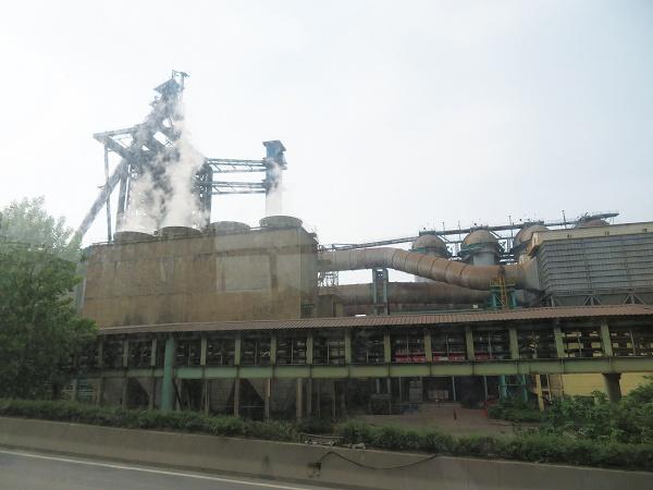 中国鉄鋼業 政府が環境査察強化