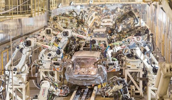 中国で日系車生産能力拡大へ 鋼材需要、増量規模は不透明