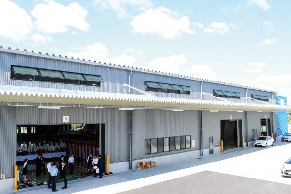 中島特殊鋼、北崎IC工場竣工式開く