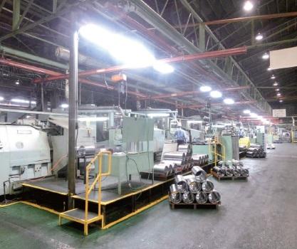 日鉄住金精密加工、中津製造所の製造工程を整流化