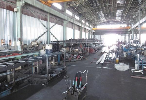 中川鋼管、アイワ鋼管の設備大幅更新 1.5億円投じ販売力強化