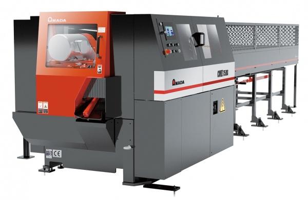 アマダマシンツール 小径鋼材切断用超硬丸鋸盤を発売