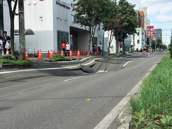 北海道地震 鉄鋼メーカー、大きな設備被害なし