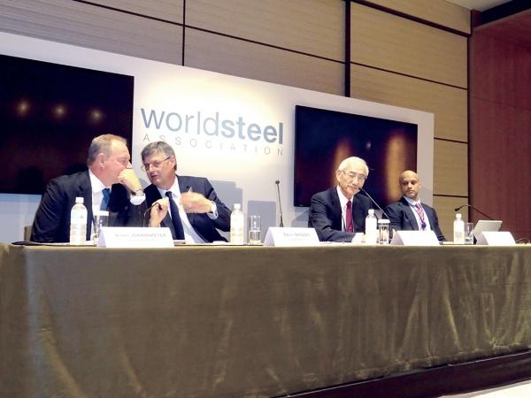 世界鉄鋼協会東京大会 好環境時に課題対応を
