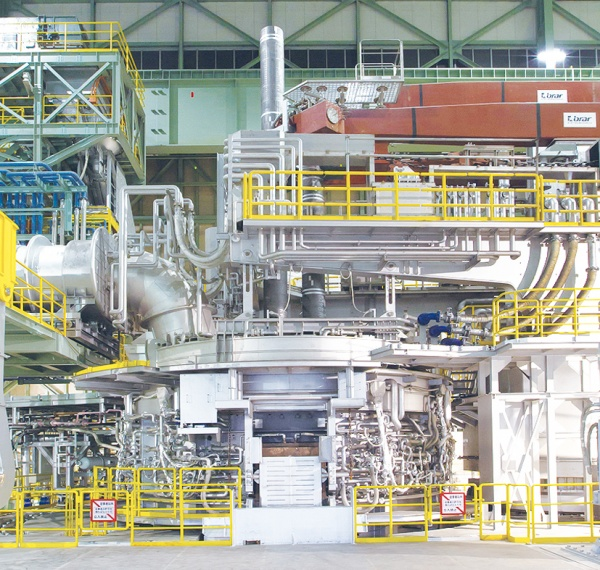 大同特殊鋼、炉体旋回式電気炉を外販