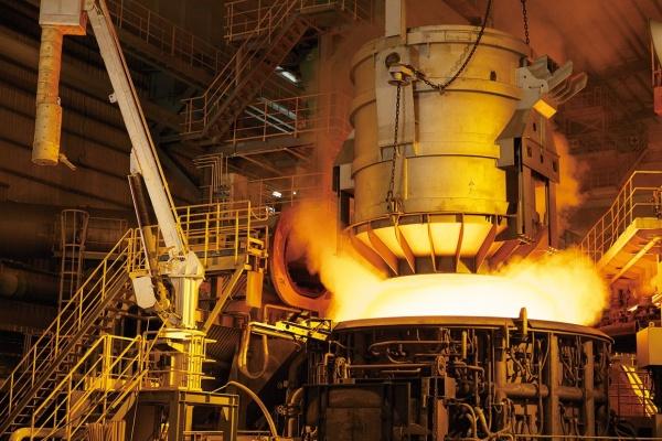 越VKS、製鋼生産 初の5万トン超 10月単月最高 操業改善進む