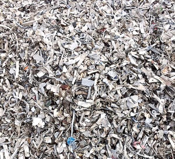 中国浙江省 ミックスメタル、扱い量3分の1に