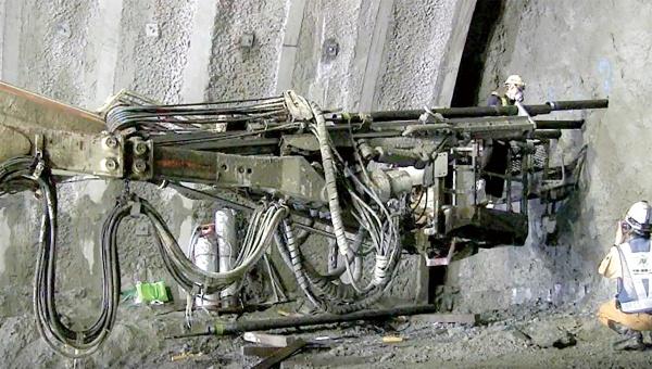 新日鉄住金など、高強度鋼管活用の新トンネル工法開発