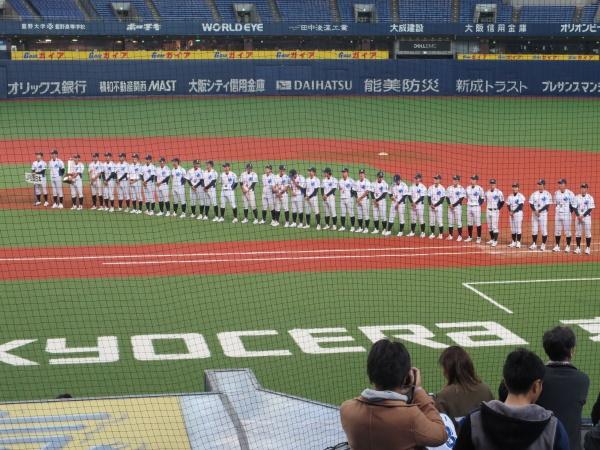社会人野球日本選手権 JFE西日本、準優勝 決勝、延長13回の熱戦