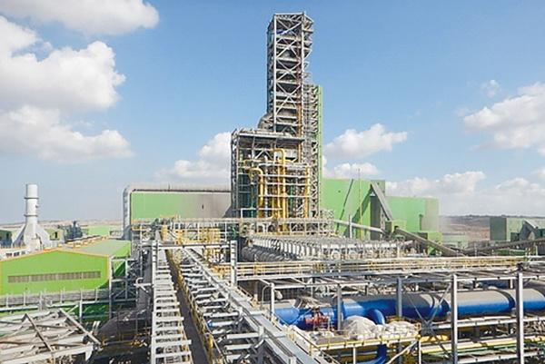 神戸製鋼所 ミドレックス直接還元鉄プラント、アルジェリアで生産開始