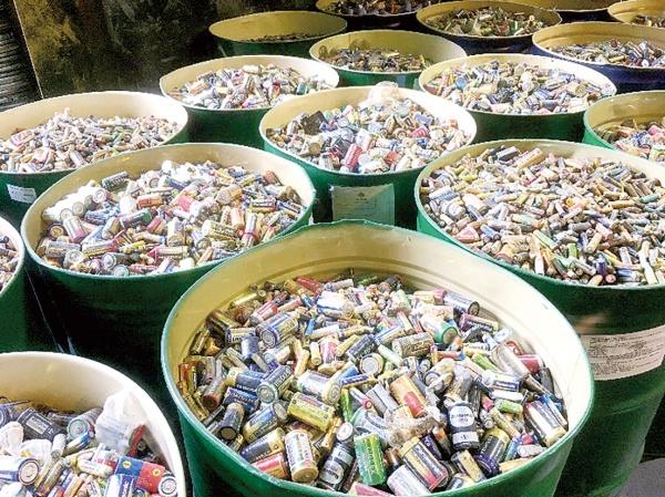 東京製鉄 使用済み乾電池リサイクル処理、18年度50%増へ