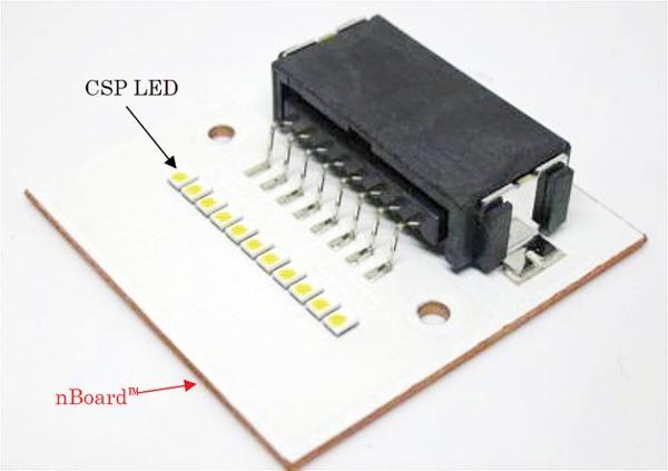 三菱マテ、メタルベース基板開発 車載用LED向け