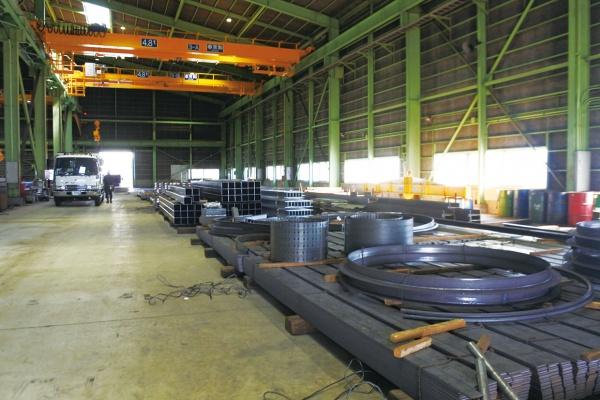 香取ベンダーテクニカル 営業機能、本社に集約 浦安 団地内の中継倉庫は西村鋼業へ