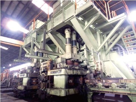 九州製鋼、粗圧延機を更新 生産性、最大10%向上