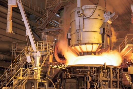 共英製鋼・越VKS、電炉製鋼月5万トン体制確立