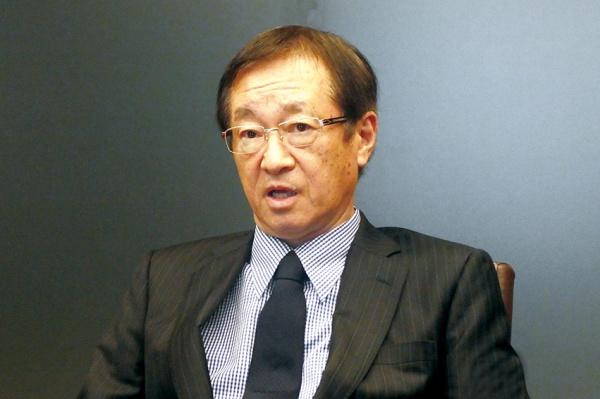 新社長に聞く ■日本製鉄 橋本英二氏 世界トップの地位回復 鉄本体の収益再建に注力