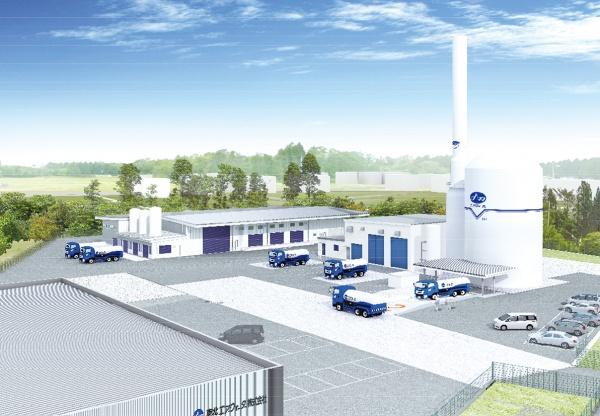 東北エア・ウォーター、シリンダー充填工場 岩手県に建設開始