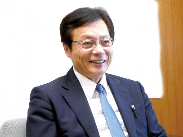 新社長に聞く JFEスチール 北野嘉久氏 安定操業・生産・供給を徹底 19年度、粗鋼2900万トンに再挑戦