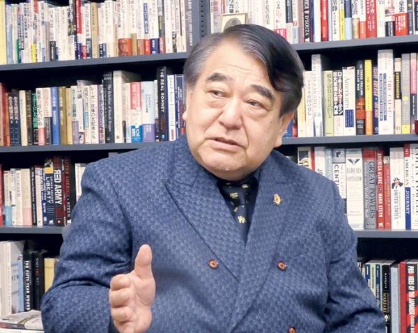 インタビュー 時代の架け橋 2050年に向けて 2019年、新時代へ ■日本総合研究所・寺島実郎会長(上) 新しい産業モデル創出へ/構造変化見据え発想の転換を