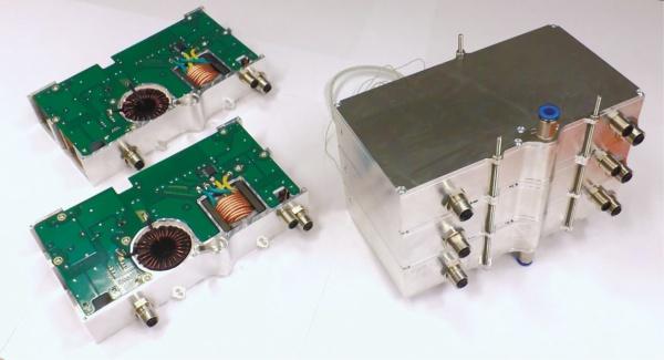 日立金属、オンボード充電器 高出力化に成功