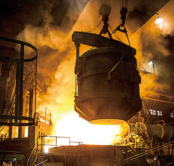 三興製鋼、省エネ設備積極導入