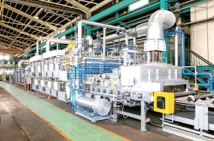 大同プラント工業、脱炭防ぐ鋼管焼鈍炉を初受注