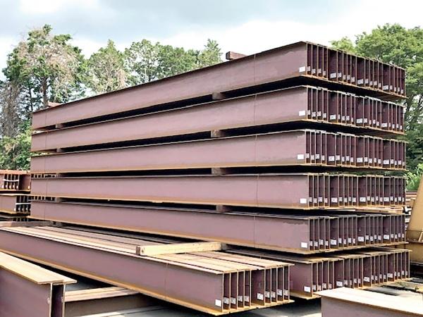 東京製鉄 特寸H形鋼「Tuned―H(TH)」、累計販売1.1万トンに伸長
