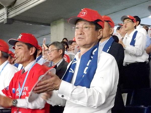 都市対抗野球 日本製鉄室蘭、日立製作所に惜敗